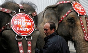 The end of an era': Ringling Bros circus closes curtain on