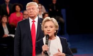 Americas vitriol towards Clinton reveals a nation mired in misogyny