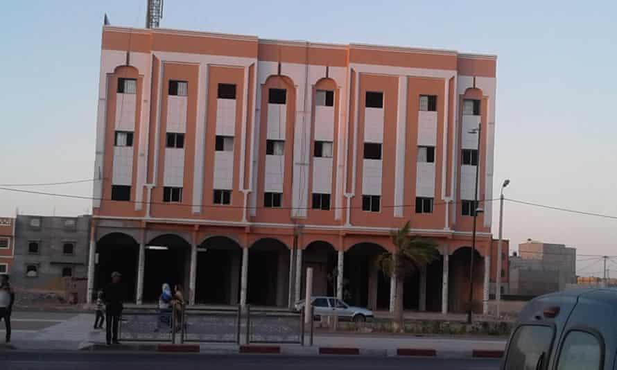 El-Aaiun's worst building