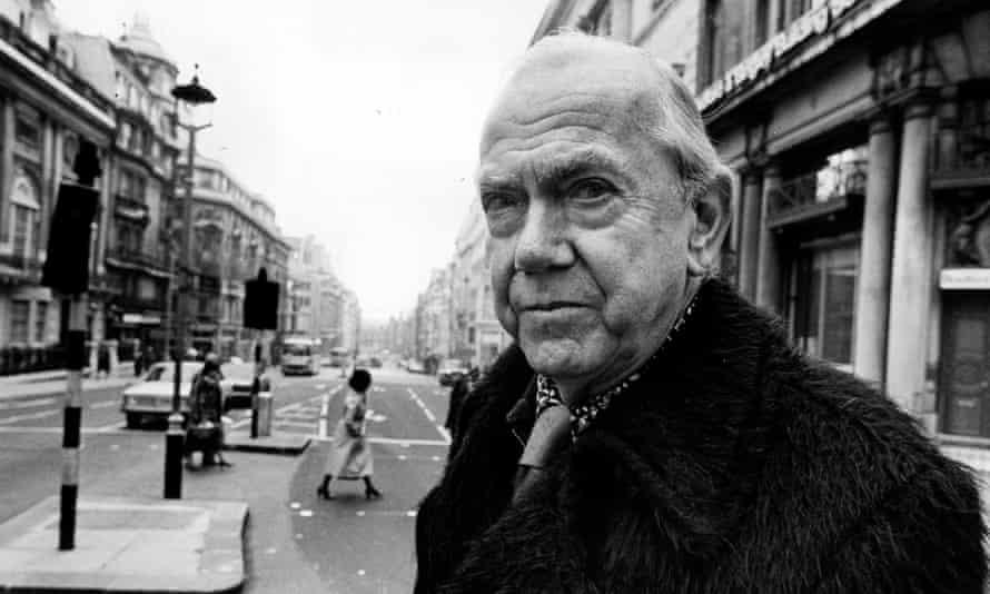 Graham Greene in 1978