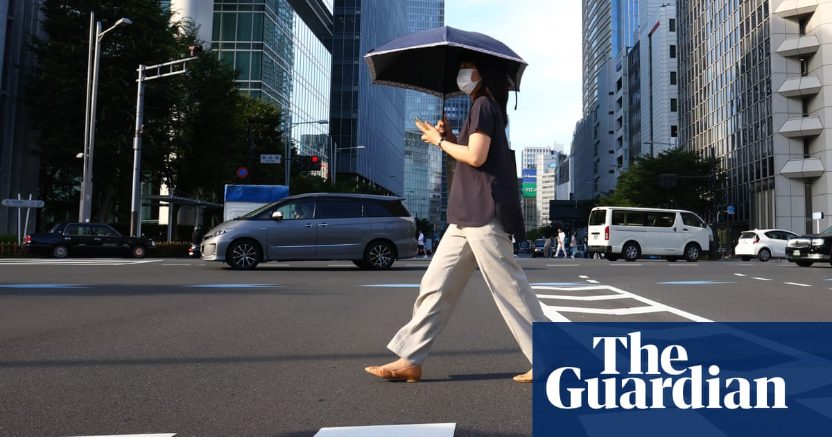 Stark silence on Tokyo's dead streets mirror Olympics only just tolerated