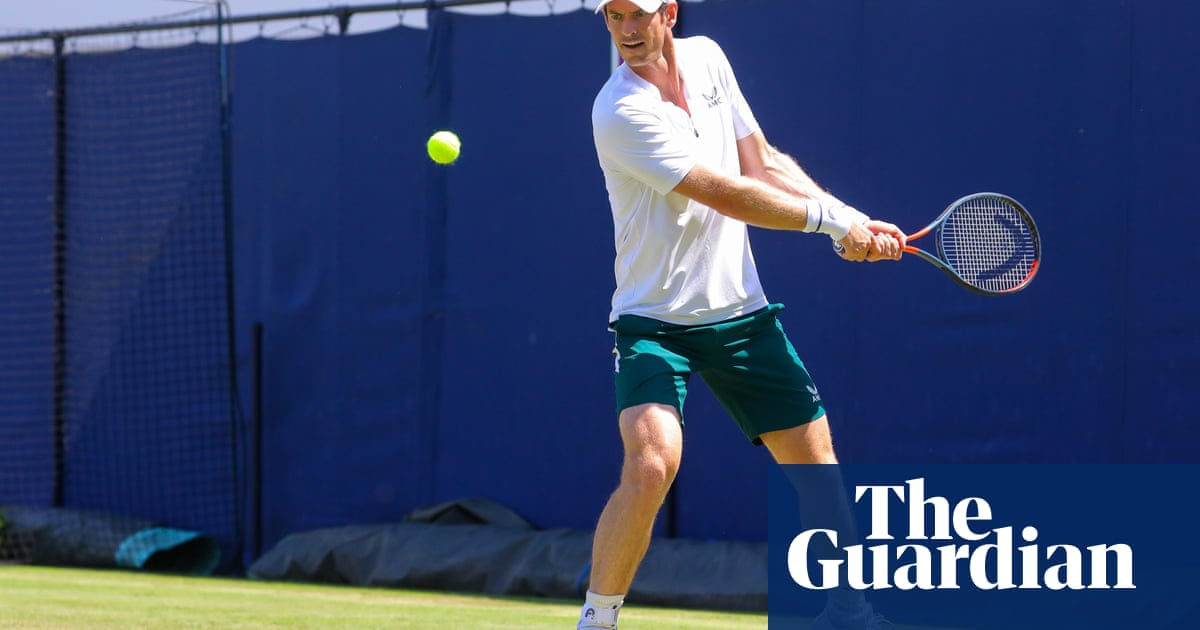 'I can still compete with the best': Andy Murray upbeat for return at Queen's