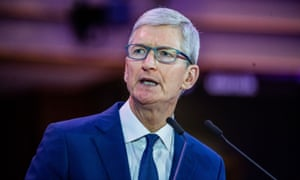 40th International Conference of Data Protection and Privacy Commissioners, Brussels, Belgium - 24 Oct 2018Mandatory Credit: Photo by Isopix/REX/Shutterstock (9943240g) Tim Cook 40th International Conference of Data Protection and Privacy Commissioners, Brussels, Belgium - 24 Oct 2018
