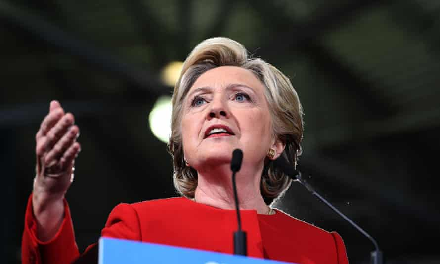 Hillary Clinton … 'Careless with her emails.'