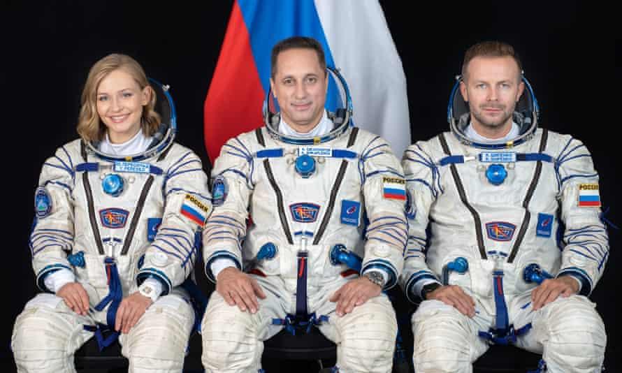 Pelehild, Shkapulov y Shipenko.