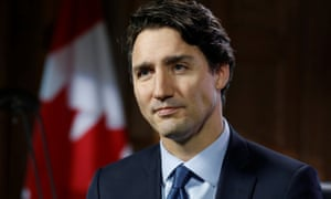 Justin Trudeau ... nice-looking for a politician.