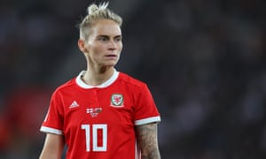 Wales' Jess Fishlock has defended the decision to play the crucial qualifier against England at Newport's Rodney Parade.