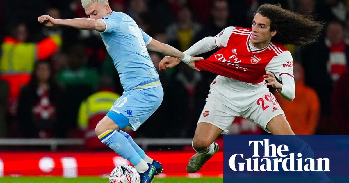 Playing Leeds is like going to the dentist, jokes Arteta after 1-0 win – video