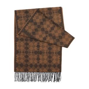 Scarf, £65, daks.com