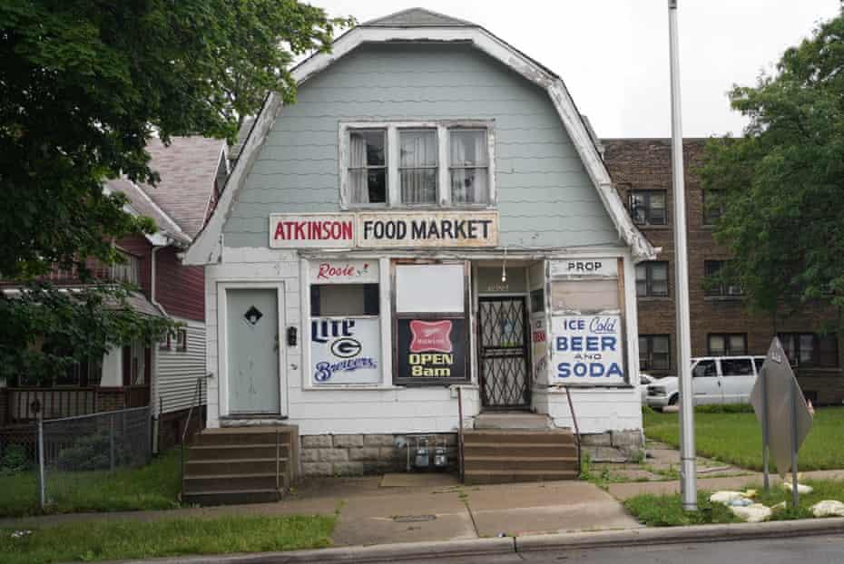A market in Milwaukee.