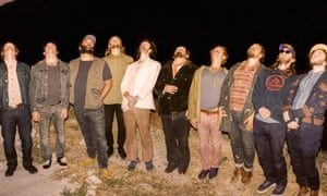 Parping horns and melodic mutterings loom large … Edward Sharpe and the Magnetic Zeros