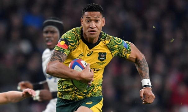 Scott Morrison condemns Israel Folau for linking bushfires to same-sex marriage and abortion