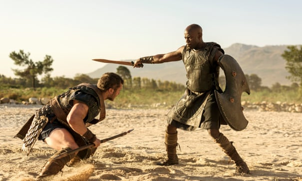 Troy: Fall of a City recap – series 1, episode 6: The Battle on the