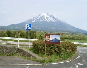 Aequilibrium II, Mount Fuji, Japan 2019, by Robert Voit