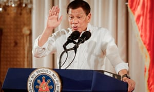 Rodrigo Duterte 'should retract his reprehensible remarks', Human Rights Watch said.