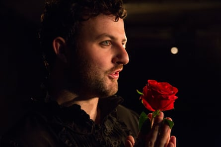 Ciarán Dowd as Don Rodolfo.