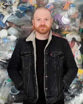 Daniel Webb, founder of Everyday Plastic.