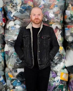 Daniel Webb, founder of Everyday Plastic
