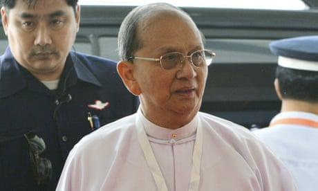 Myanmar's ex-president Thein Sein becomes Buddhist monk