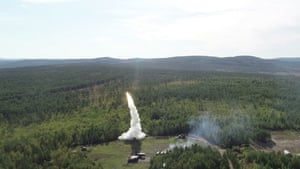 The S-300 Russian anti-aicraft missile system
