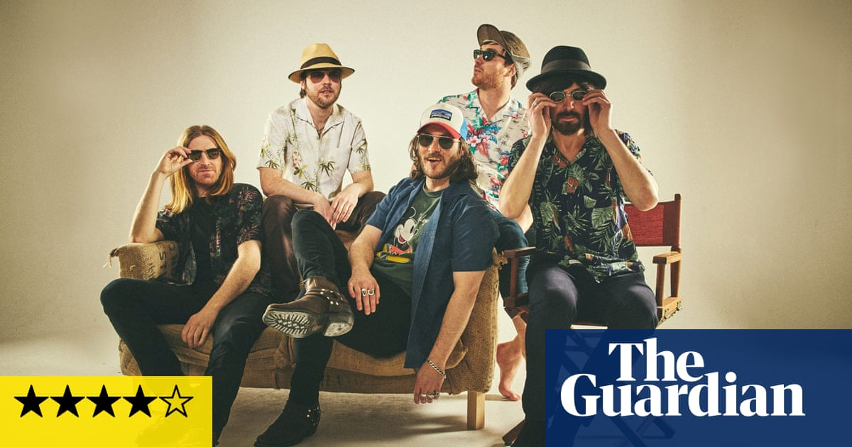 The Coral: Move Through the Dawn review – vintage songs of