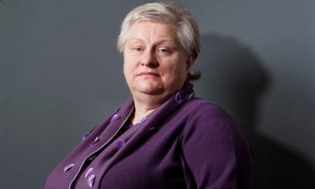 Alison Garnham of Child Poverty Action Group
