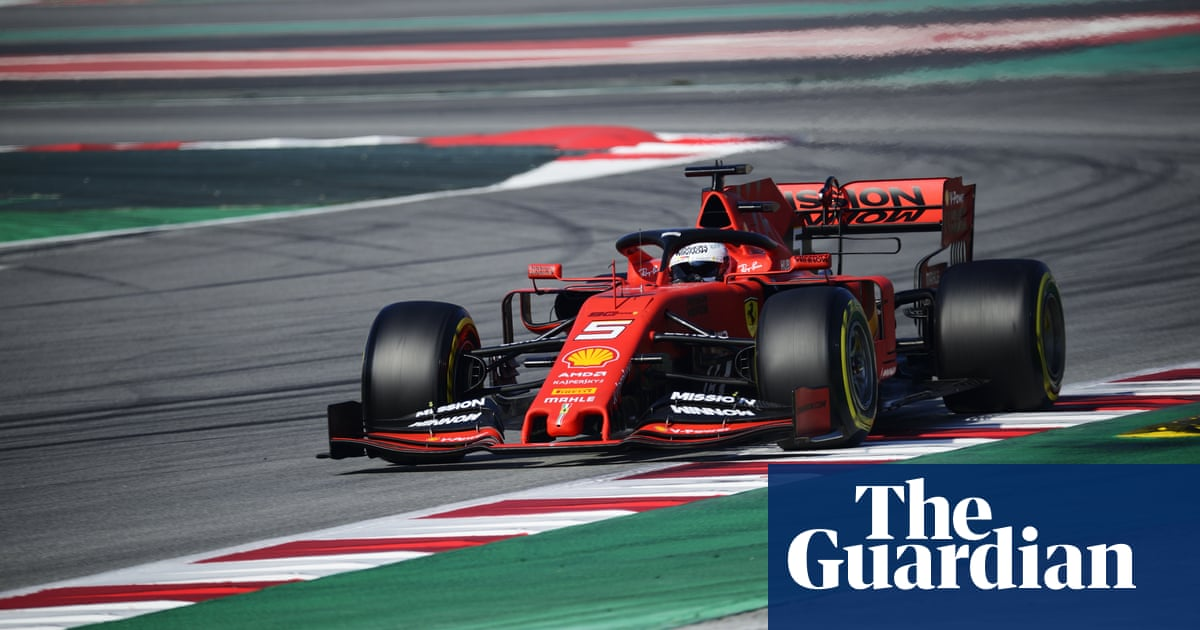 Only One Conclusion To Draw From F1 2019 Testing Advantage Ferrari