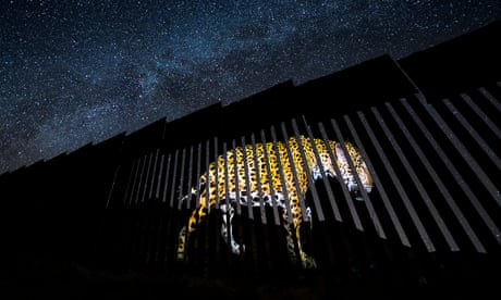 Wall of the wild: animals on the US-Mexico border – in pictures