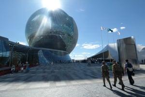 Astana hosted Expo 2017.