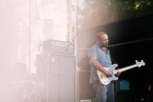 Live Low at Milhoes de Festa, Portugal.