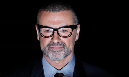 George Michael … 'Portly pensioners are not to my taste. Even in the dark.'