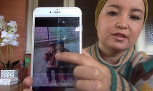 Fatimah Abdulghafur, a Uighur woman based in Australia, is desperate for information about her family who has been detained in Xinjiang.