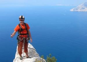 Costa Blanca. Rock and Sun Spain climbing holiday