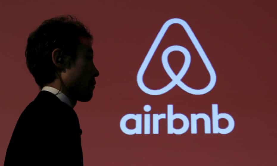 Airbnb is accused of 'marauding' across New York and not doing enough to negotiate with authorities or vet hosts advertising on its site illegally.