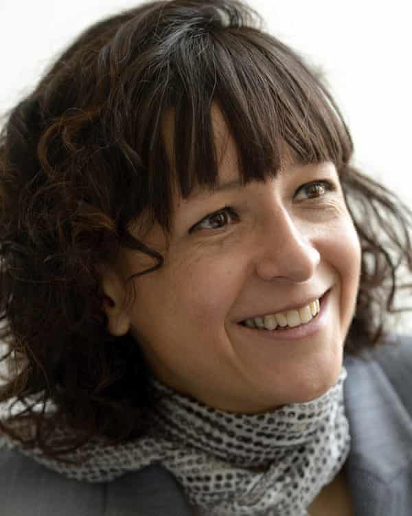 Emmanuelle Charpentier, who shared the Nobel prize in chemistry with Doudna.