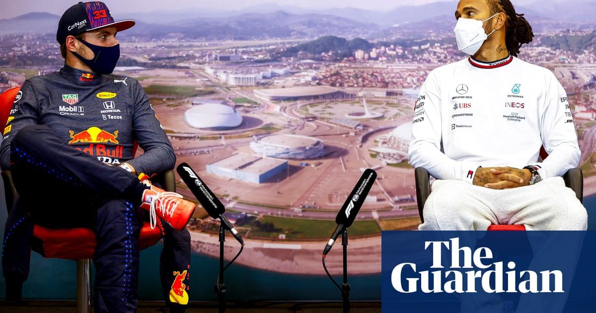 'You've got to enjoy it': Hamilton and Verstappen shrug off F1 pressure talk