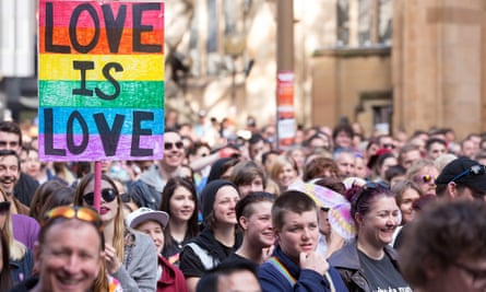 A survey funded by Parents and Friends of Lesbian and Gays Australia found most participants would prefer to wait for a free parliamentary vote.