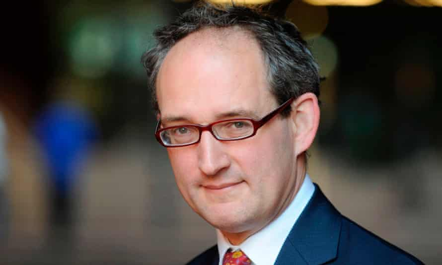 The  former chief executive of Kensington and Chelsea council, Nicholas Holgate