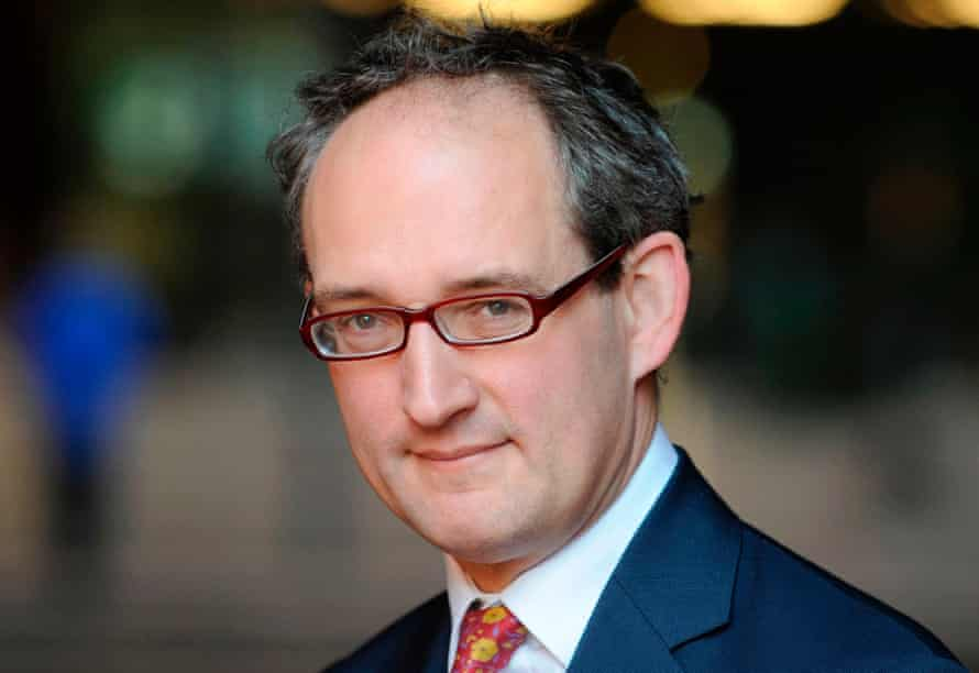 Chief executive of Kensington and Chelsea council Nicholas Holgate - the council's slow response to the Grenfell Tower tragedy angered many.