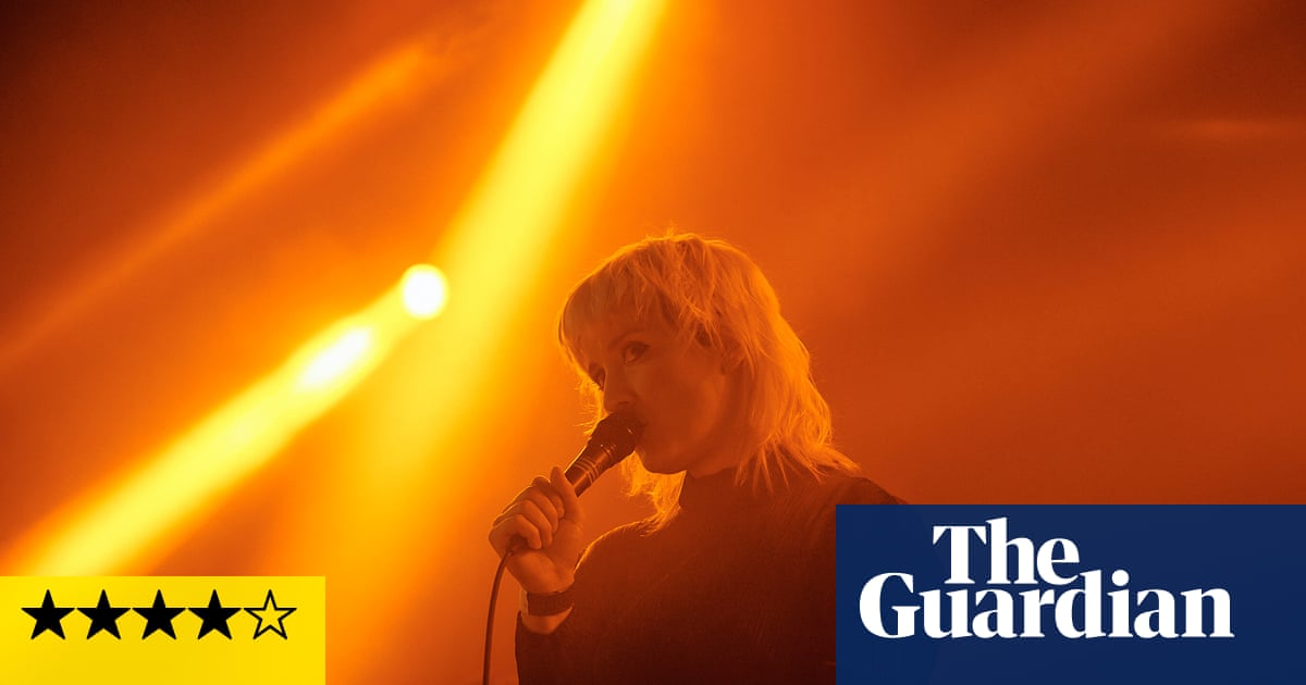 Cate Le Bon review – a private storm of poised emotion