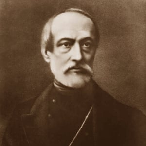 Hid poppy seeds in his mail … Giuseppe Mazzini.