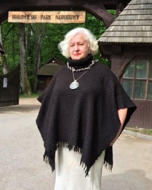 Elżbieta Laprus.