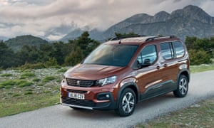 Peugeot Rifter: Built with adventures in mind   Martin Love