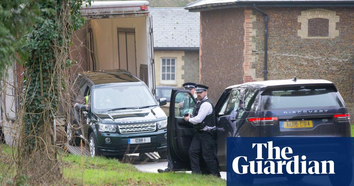 Prince Philip Undergoes Hospital Checks After Car Crash Uk News