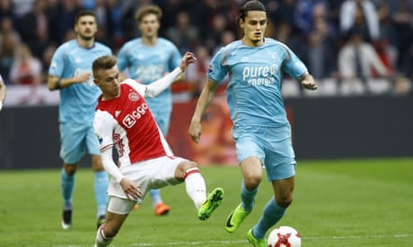 Manchester City's Enes Unal ready to justify Turkish wonderkid hype