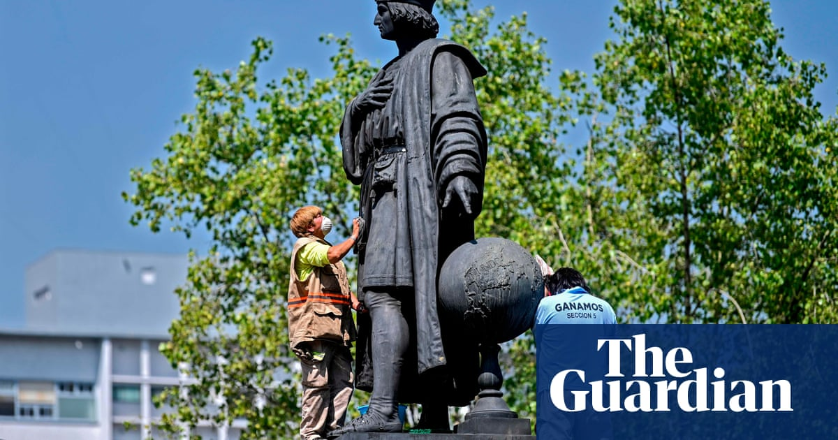 Mexico City to replace Columbus statue with pre-Hispanic sculpture of woman