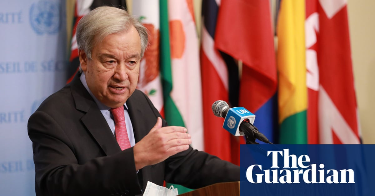 Afghanistan 'at make-or-break point' says UN as G20 ministers meet