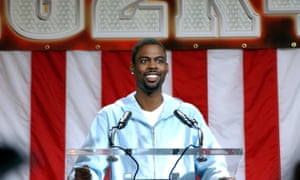 Chris Rock in Head of State.