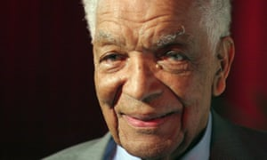 Pioneering ... Earl Cameron, who has died aged 102.