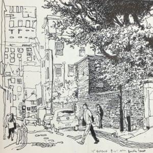15 August, 8.45am, Bootle Street, Manchester by John Hewitt